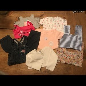 Other - 12 month girl lot